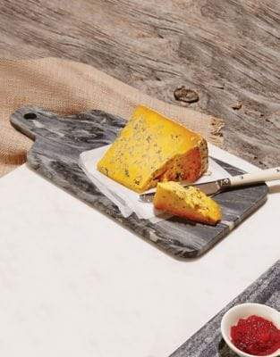 Distinctly Home Marble Cheese Paddle Board