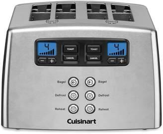 Cuisinart Countdown Leverless 4-Slice Toaster CPT-440C