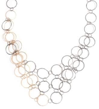 Melissa Joy Manning Frontal Link Necklace
