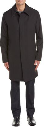 Cole Haan Removable Liner Rain Coat