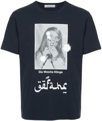 Undercover Die Weiche Klinge T-shirt