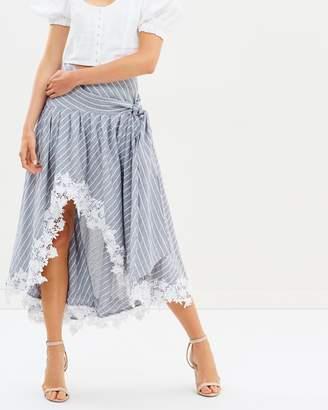 Mira Lace Skirt
