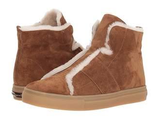 Kennel + Schmenger Kennel & Schmenger Basket High Suede and Fleece Sneaker