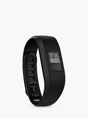 Garmin vivofit 3 Fitness Band, Regular, Black