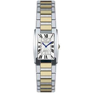Dreyfuss & Co Dreyfuss Womens Quartz Watch, Analogue Classic Display and Stainless Steel Strap DLB00052/01