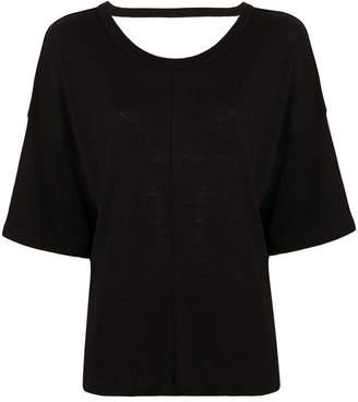 IRO flared sleeve T-shirt