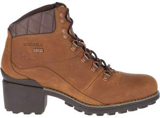 Merrell Chateau Mid Lace Waterproof Boot - Women's