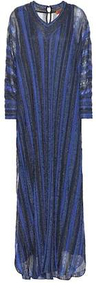 Missoni Striped stretch silk kaftan