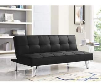 Serta Chelsea Convertible Sofa Futon, Multiple Colors