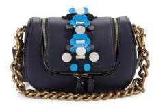 Anya Hindmarch Vere Mini Leather Shoulder Bag