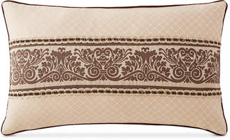 "Waterford CLOSEOUT! Astor 12"" x 20"" Decorative Pillow"