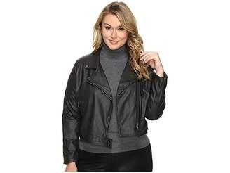 Lysse Plus Size Belfast Jacket Women's Coat