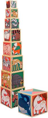 Melissa & Doug Kids Toy, Wooden Animal Nesting Blocks