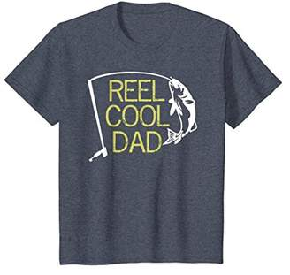 DAY Birger et Mikkelsen Reel Cool Dad T-Shirt Fishing Daddy Father's Gift S