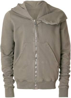 Rick Owens zipped hoody