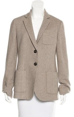 Armani Collezioni Wool Herringbone Blazer $175 thestylecure.com