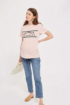 Topshop **Maternity Colorado T-Shirt