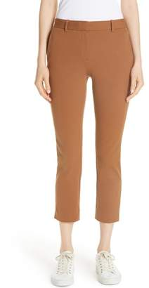 Theory Treeca Stretch Cotton Pants