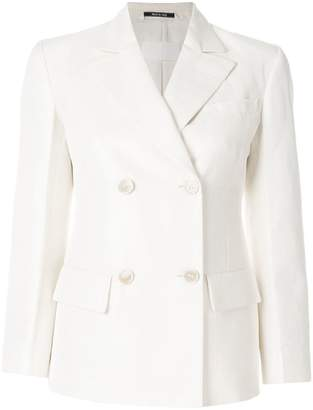 Maison Margiela double-breasted boxy blazer