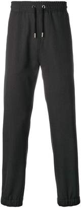 Givenchy contrasting band jogging trousers
