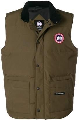 Canada Goose padded vest
