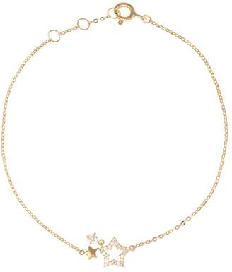 at Debenhams Pure Luxuries London - Gift Packaged 'Zorja' 9Ct Yellow Gold  And Cubic Zirconia Star