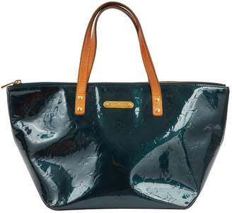 Louis Vuitton Bellevue Patent Leather Handbag