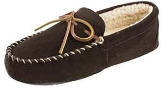 Ralph Lauren Men's Polo Mallard Roll Collar Gen Suede Moccasin