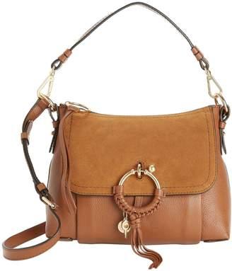 See by Chloe Joan Suede Medium Shoulder Bag