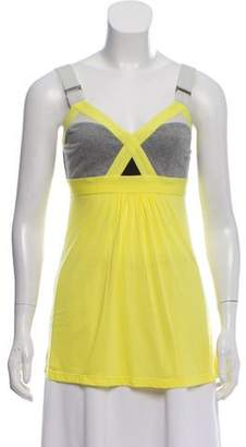 VPL Colorblock Sleeveless Top