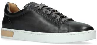 Magnanni Leather Tennis Sneakers