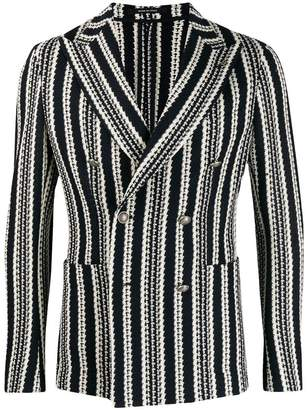 Tagliatore Darrel knitted jacket