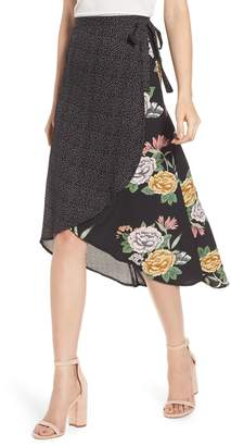 Enchanted Garden BISHOP AND YOUNG Bishop + Young Mix Media Skirt
