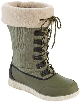 L.L. Bean L.L.Bean Women's Ultralight Waterproof Pac Boots, Tall