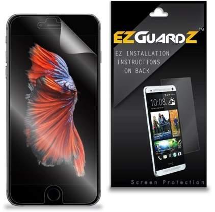 EZGuardz (3-Pack) EZGuardZ Screen Protector for LG G Watch (Ultra Clear)