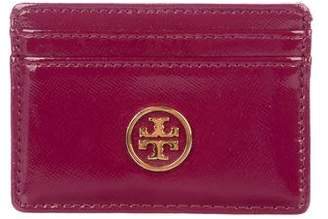 Tory Burch Patent Leather Card Holder