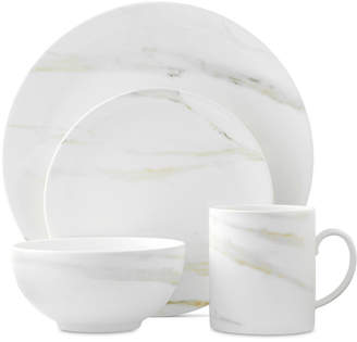 Vera Wang Wedgwood Venato Imperial Collection 4-Piece Place Setting