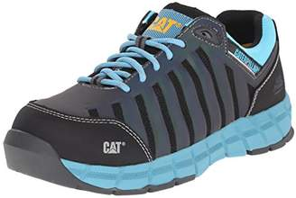 Caterpillar Women's Chromatic Oxford Athletic Comp Toe