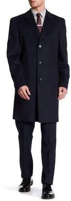 Tommy Hilfiger Barnes Wool Blend Topcoat