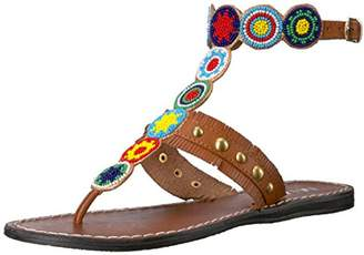 Mia Women's Athena Flat Sandal