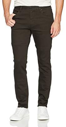 Vince Men's Stretch Twill Straight Fit 5 Pocket