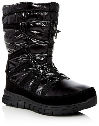 Khombu Altam Waterproof Cold Weather Boots $99 thestylecure.com