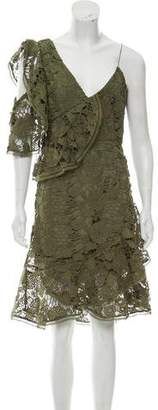 Keepsake Lace Midi Dress w/ Tags