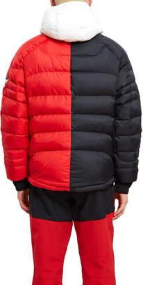 Ralph Lauren Polo By Winter Stadium Down Popover Jacket