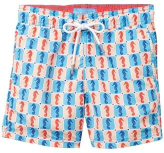 fb78536d82df6 Trunks Blueport by Le Club Sea Chess Swim Baby, Toddler, Little Boys, &