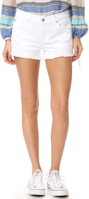 7 For All Mankind Cutoff Shorts $139 thestylecure.com