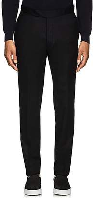 Officine Generale MEN'S WOOL TAILORED TROUSERS