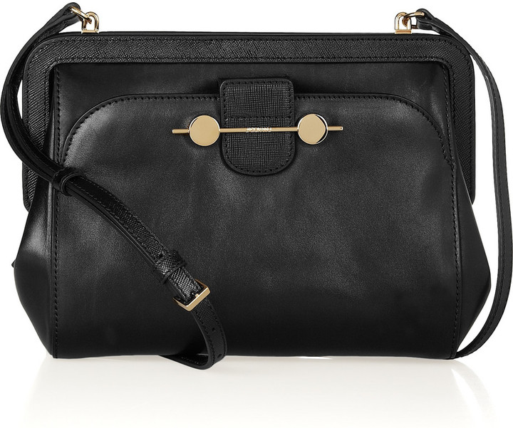 Jason Wu Daphne leather shoulder bag