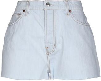 Iro . Jeans IRO.JEANS IRO. JEANS Denim shorts - Item 42731271QW