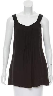 Barneys New York Barney's New York Silk Sleeveless Top w/ Tags